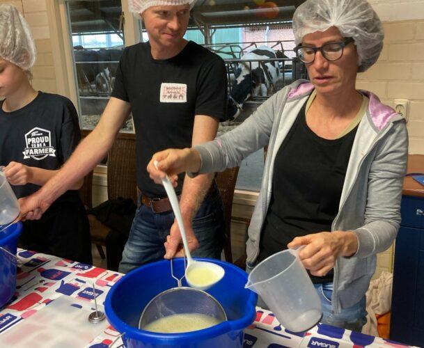 Kaas maken voor professionals
